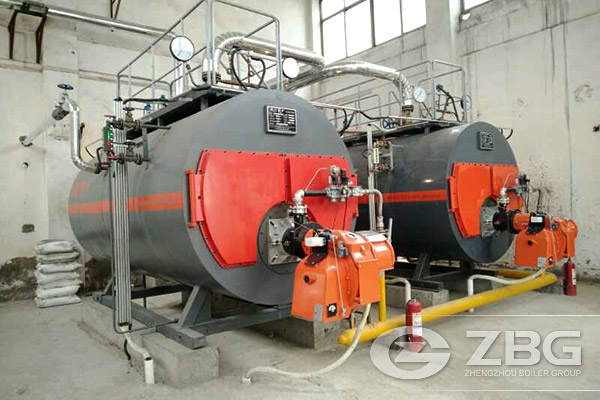 Two Sets of Gas Steam Boiler.jpg