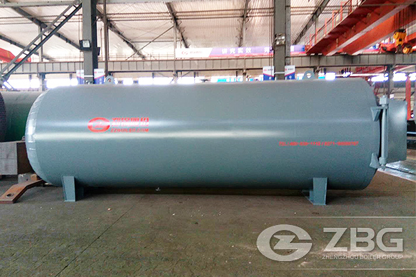 Vulcanization Tank Project in Uk