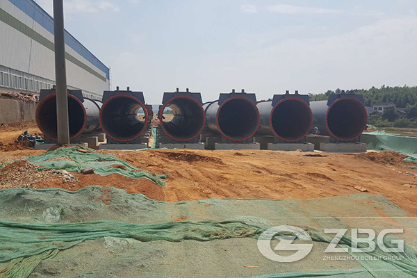 Autoclaves for AAC Block in China