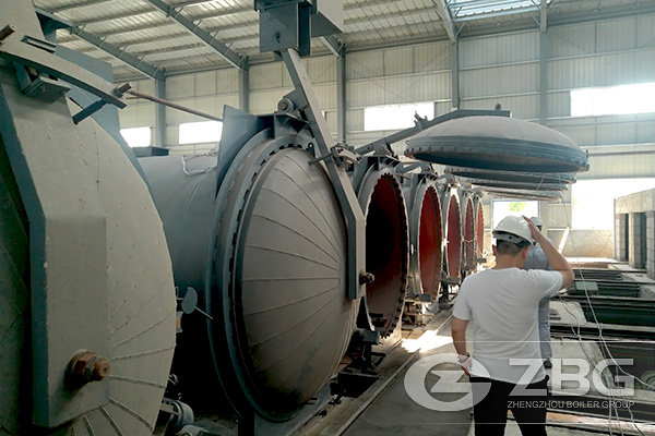 7 Sets of Top-opening Autoclave Project
