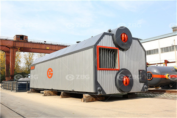 15 ton biomass steam boiler for a paper mill