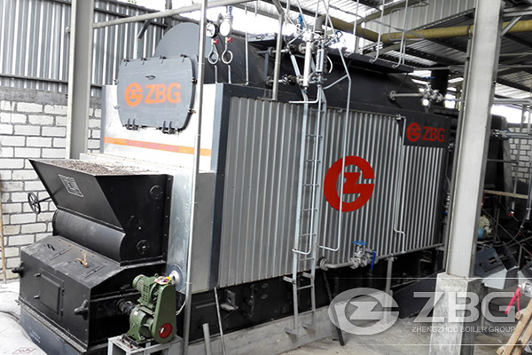 Indonesia Customer Ordered 2 Sets of Biomass Boilers Again