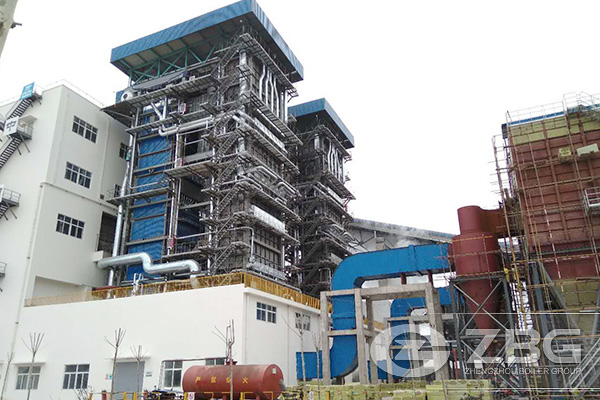 150 Ton Biomass Fired Power Plant Project