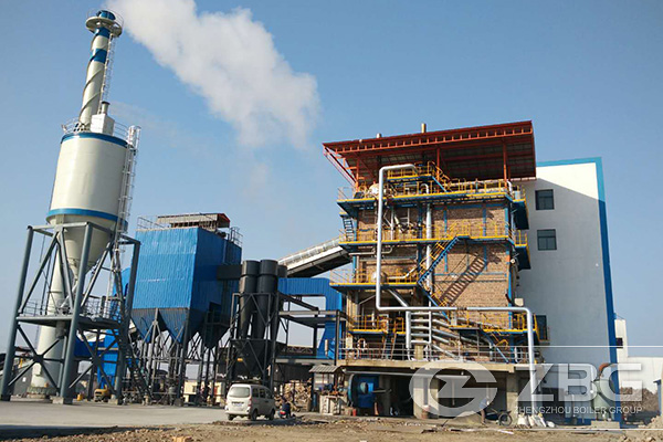 20 Ton Biomass Circulating Fluidized Bed Boiler