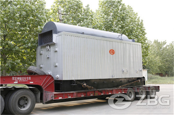 6 ton biomass steam boiler in Ir