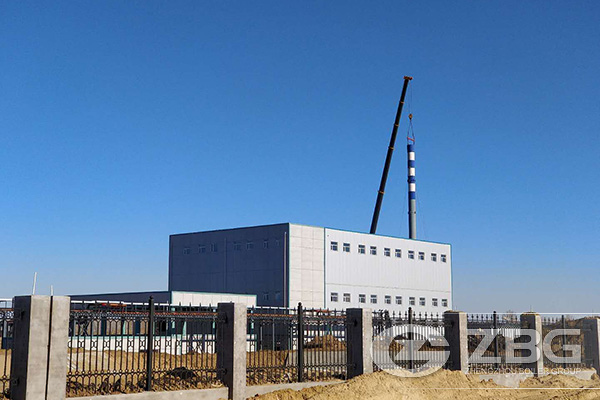 25 Tons CFB Boiler Project for Pharmaceutical Industry