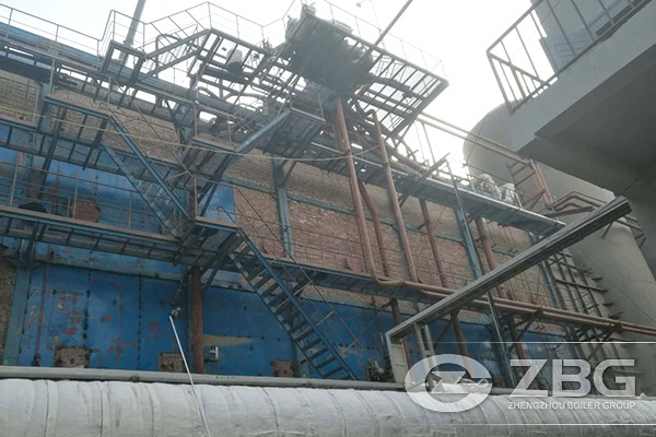 75 Tons Chemical Three Castoff Waste Heat Boiler