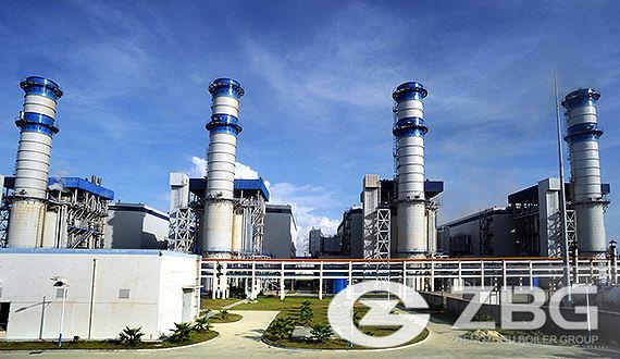 Water Tube Boiler For Thermal Power Plant--ZBG