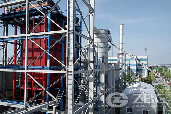What Are The Types of 35 Tons Steam Boilers--ZBG