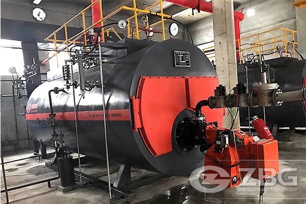 natural gas fired boilers