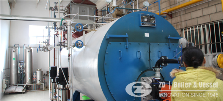 steam boiler manufacturer in China