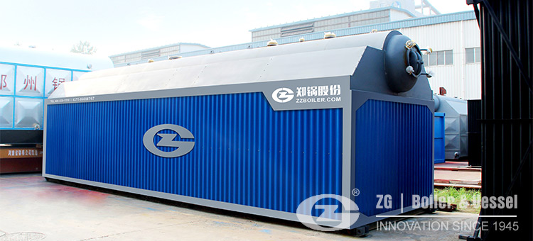 chain grate biomass steam boilers for sale