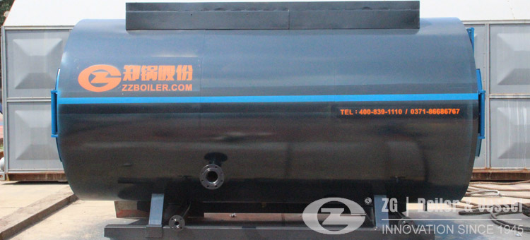 gas steam boiler for Pharmaceutical Industry
