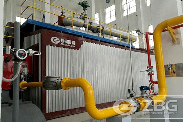 szs water tube boiler