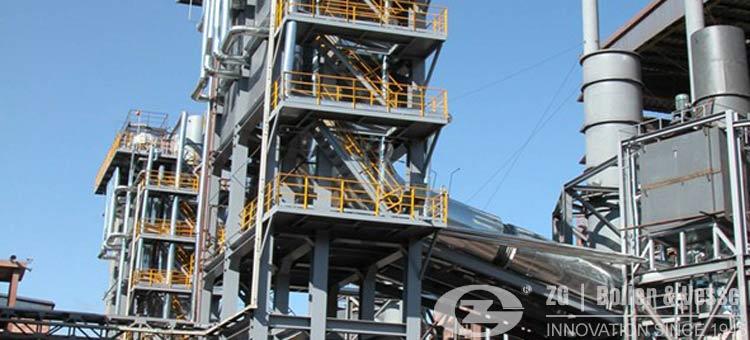 chemical industry waste heat boiler