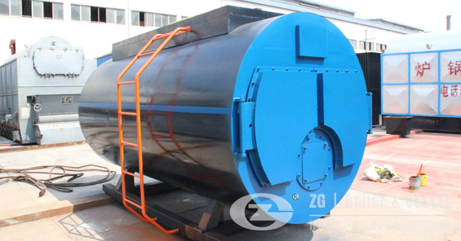 gas steam boiler maintenance