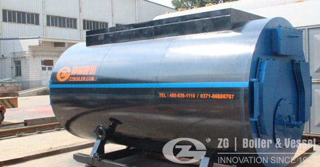 maintain gas steam boilers