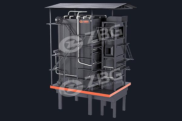 Chaudière à biomasse DHL