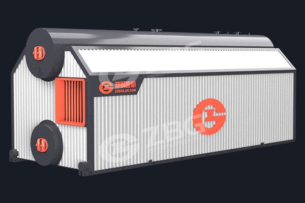 Chaudière à biomasse SZL