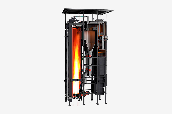 DHX Series Circulating Fluidized Bed (CFB) Boiler