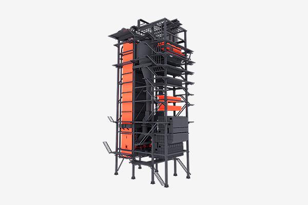 Caldera LFC de agua caliente se