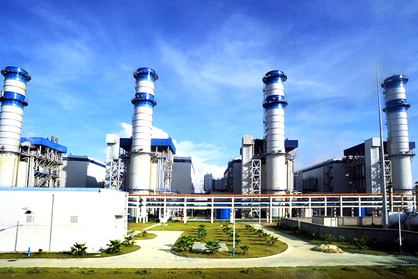 Gas Fired Power Plant Boiler