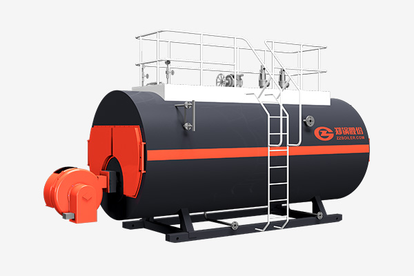 WNS Oil & Gas Fire Tube Boiler