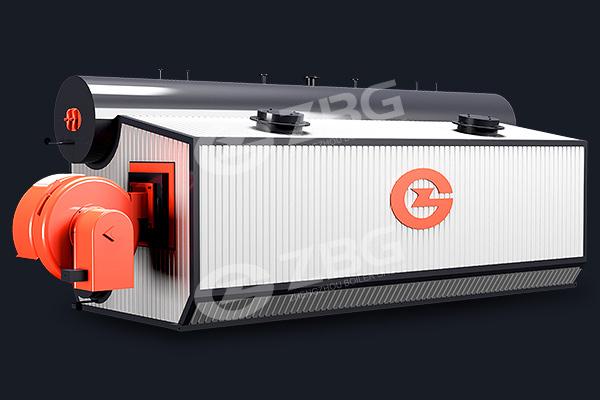 Chaudiere tube d'eau a gaz / fuel SZS