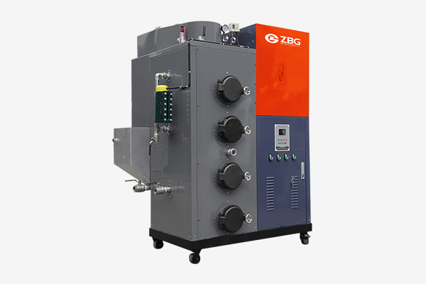 Biomass Steam Generator