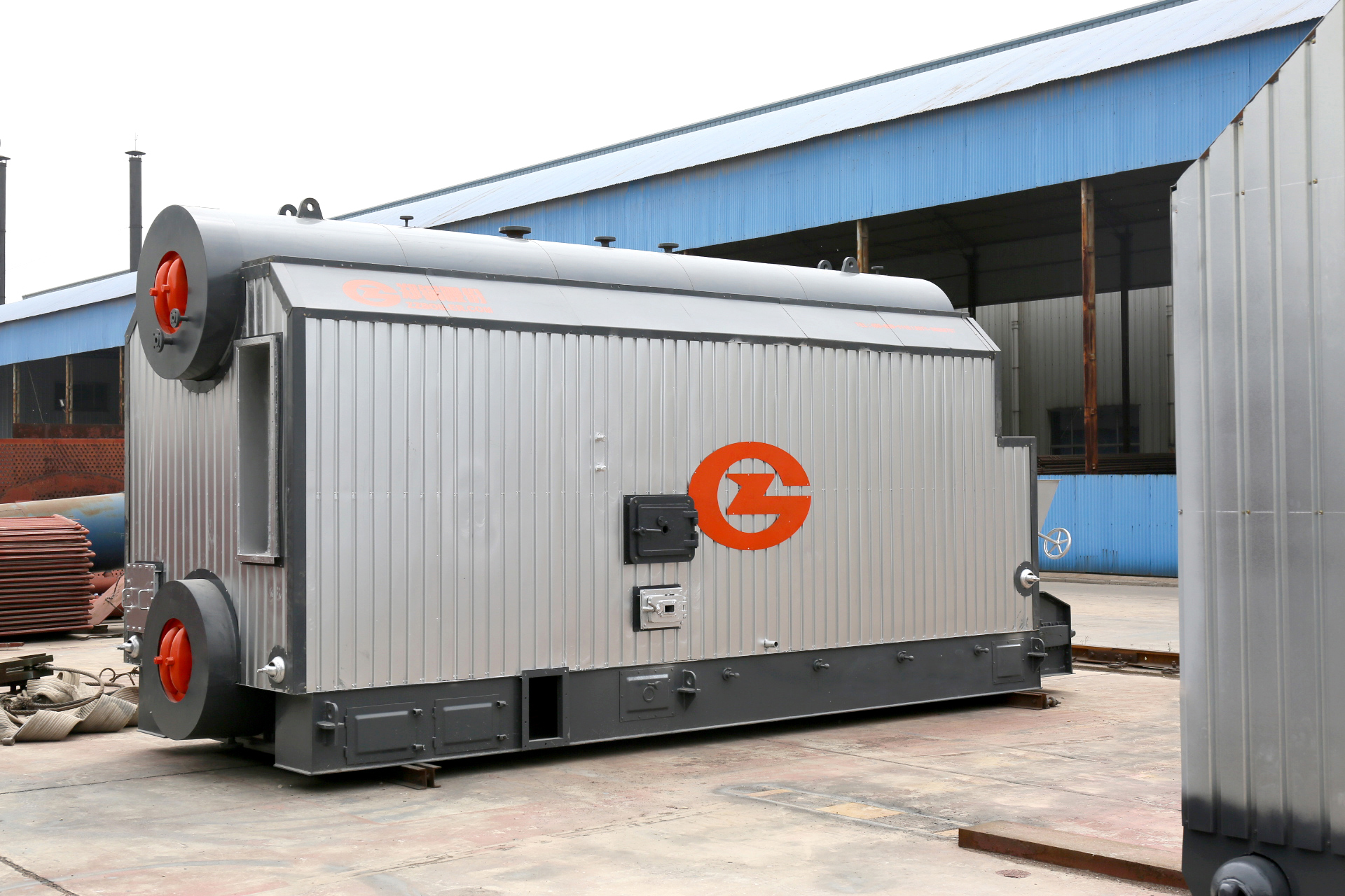 Biomass Fired Boiler sale