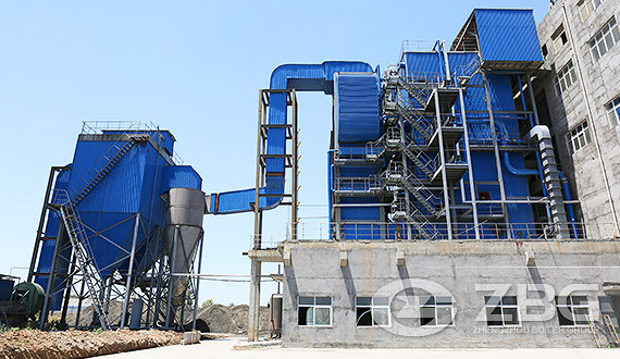 Rice Husk/ Straw Biomass Power Plant Boiler--ZBG