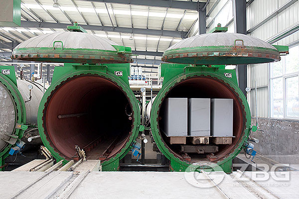 Autoclaves for New Building Materials