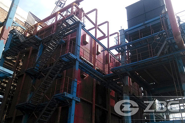 116 MW Corner Tube Coal Fired Boiler