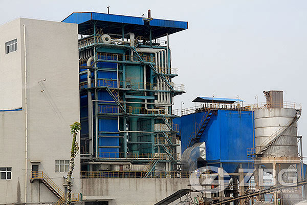 Malaysia 80 Ton Power Plant Boiler, energy saving circulating ...
