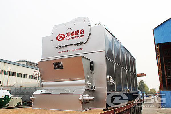 10 ton coal fired steam boiler