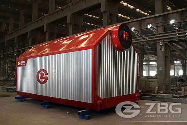 7MW Hot Water Biomass Boiler for Heating