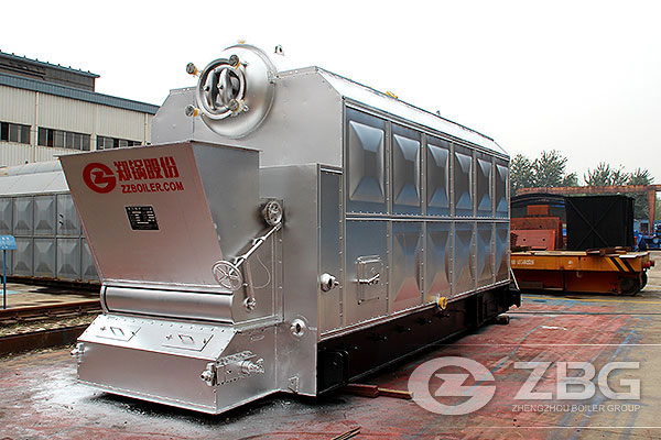15 Ton Coal Fired Boiler to Vietnam