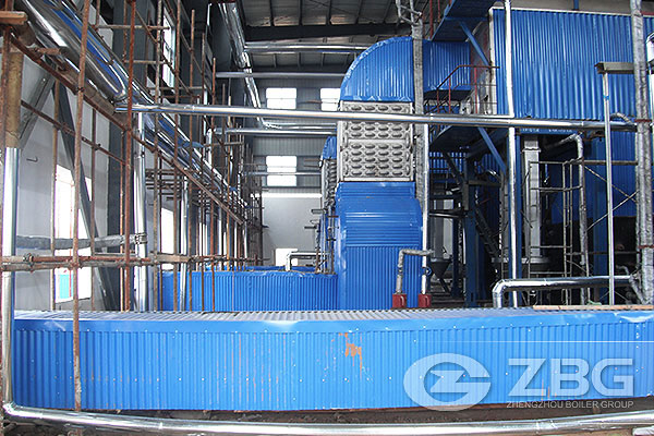 20 Ton Biomass Power Plant Boiler Philippines