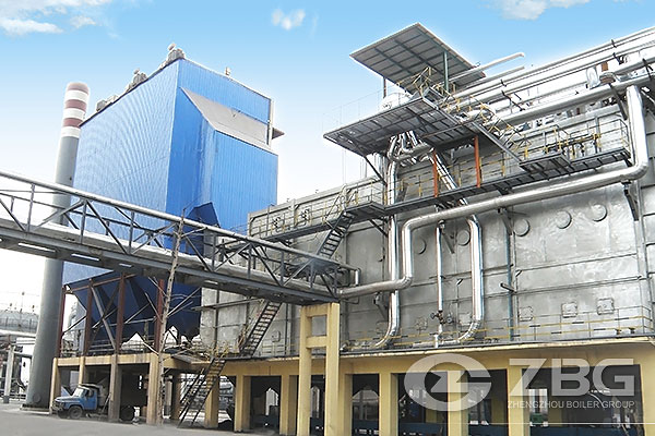 60 Ton Waste Heat Recovery Boiler for Chemical Industry