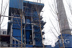 35 Ton Power Plant Boiler Project In Food Industry