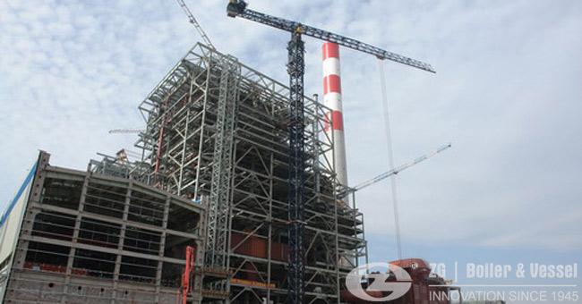 ZG type biomass power plant boiler