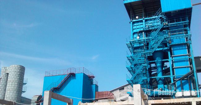 35 ton CFB power plant boiler