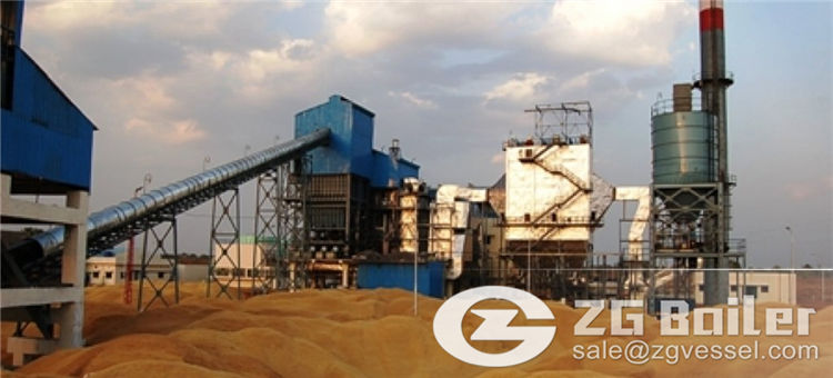 biomass power plant boiler in India
