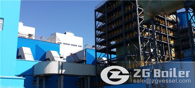 Boilers Used in Captive Power Plant--ZBG